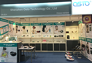 Osto show in Hong Kong Electronics Fair 2018 (Autumn Edition) 13 - 16 Oct 2018